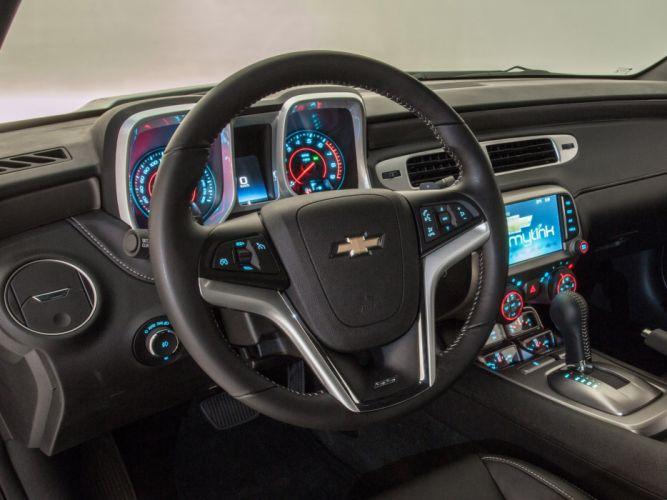 2013 Chevrolet Camaro SS muscle s-s interior h wallpaper
