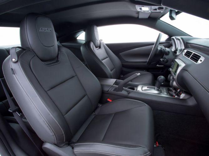 2013 Chevrolet Camaro SS muscle s-s interior g wallpaper