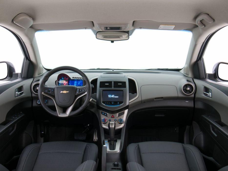 2013 Chevrolet Sonic Effect interior       g wallpaper