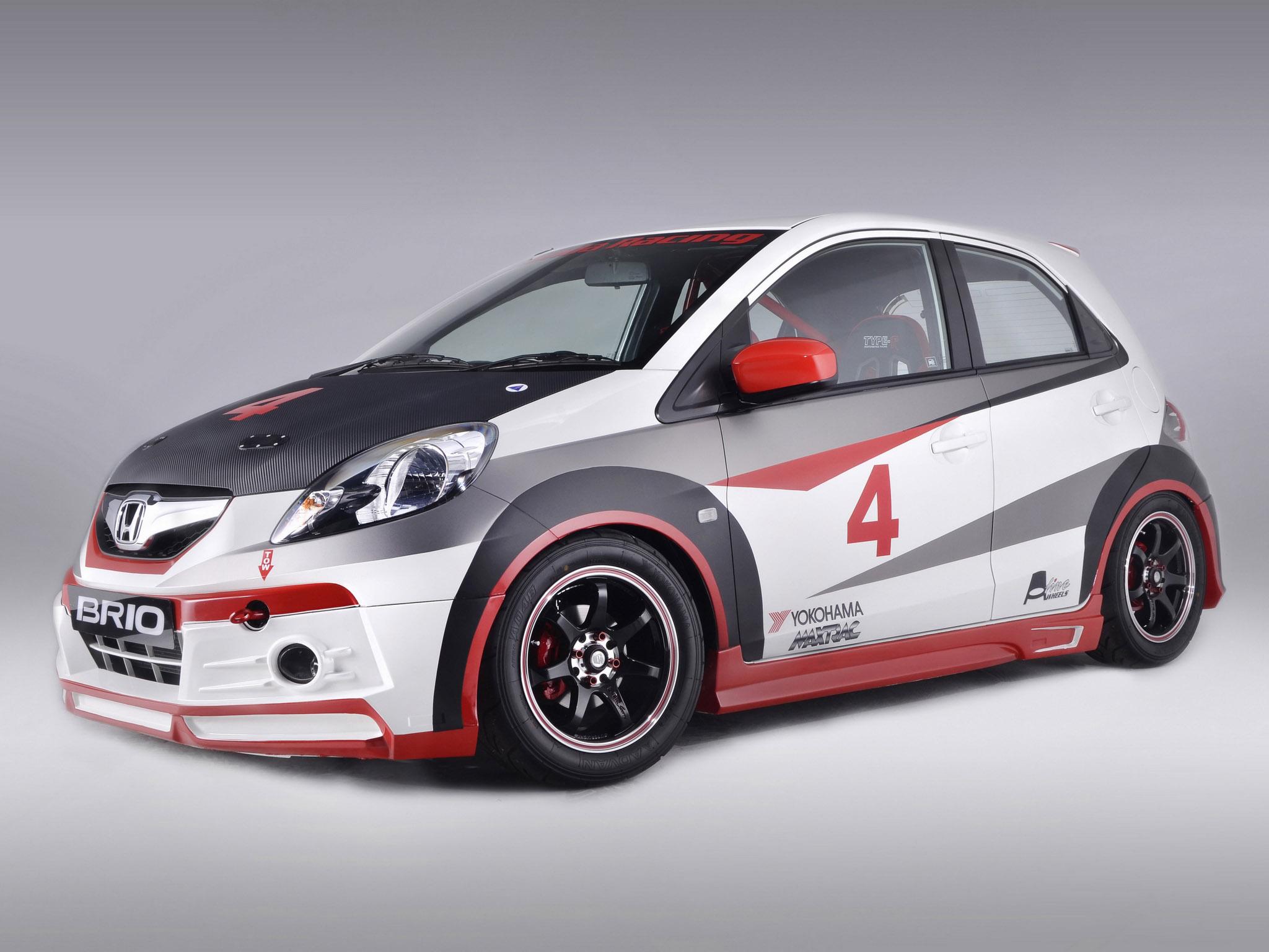 Honda Rally Car