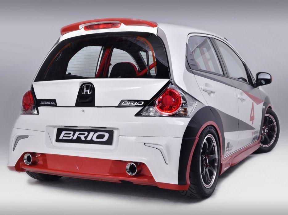 2013 Honda Brio Club Racer race racing tuning    eg wallpaper