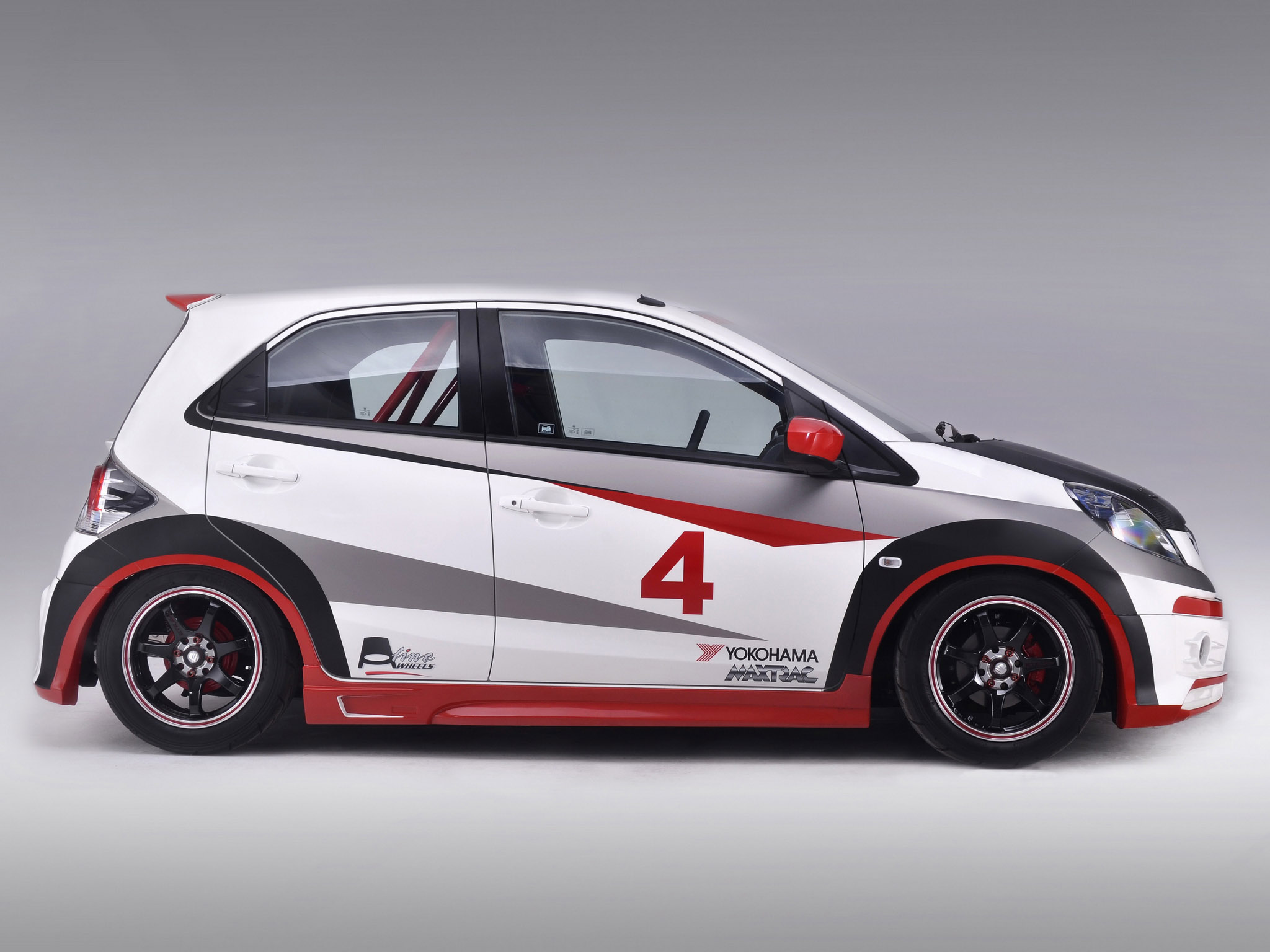 2013 Honda Brio Club Racer race racing tuning f wallpaper ...