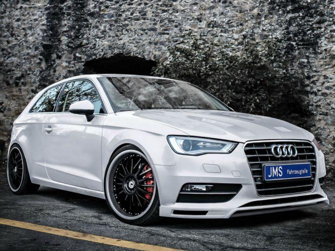 2013 JMS-Racelook Audi S3 tuning s-3 wallpaper