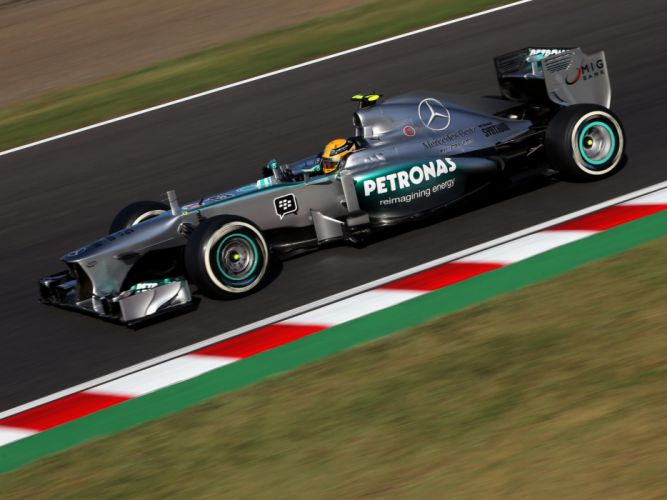 2013 Mercedes GP MGP W04 formula one race racing g-p f wallpaper