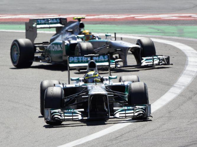 2013 Mercedes GP MGP W04 formula one race racing g-p gd wallpaper