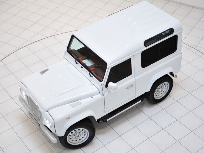 2013 Startech Land Rover Defender 4x4 suv range g wallpaper