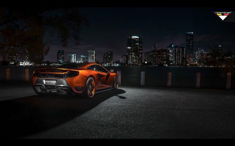 2013 Vorsteiner McLaren MP4-VX supercar mp4 ey wallpaper