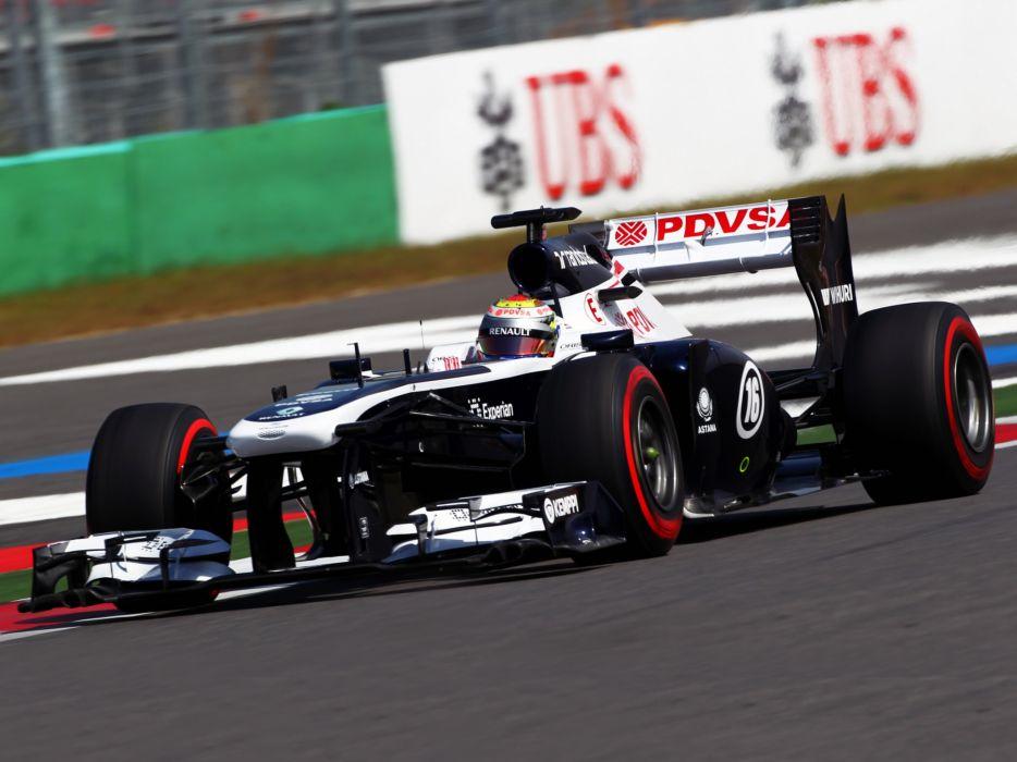 2013 Williams FW35 Formula One race racing f-1   f wallpaper