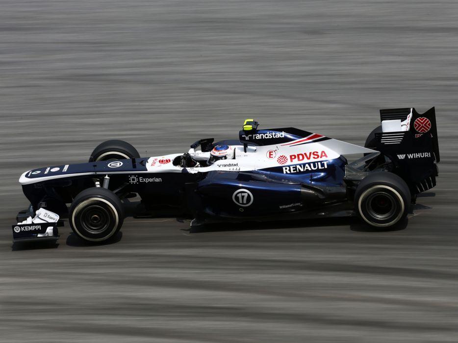 2013 Williams FW35 Formula One race racing f-1   v wallpaper