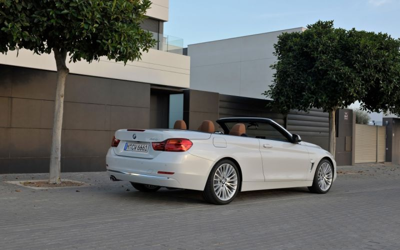 2014 BMW 4-Series Convertible s wallpaper