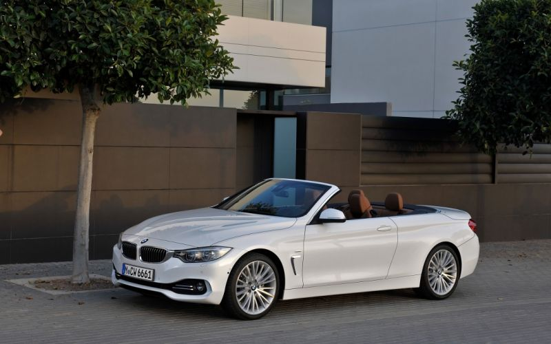 2014 BMW 4-Series Convertible sf wallpaper