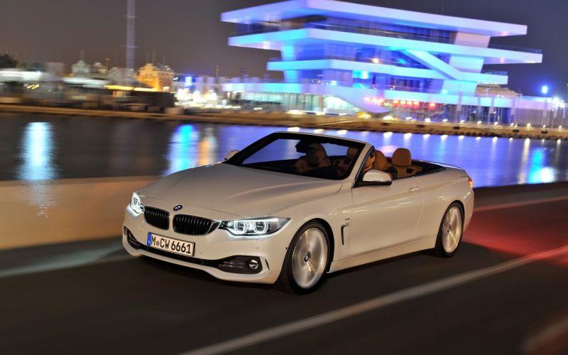 2014 BMW 4-Series Convertible d wallpaper