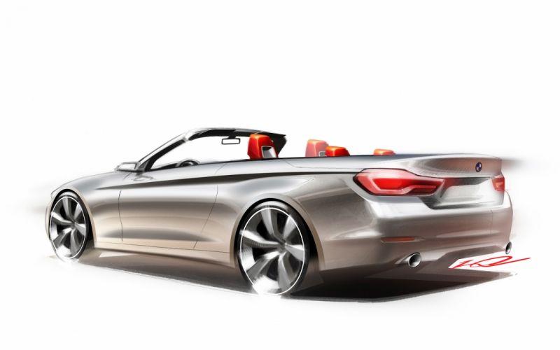 2014 BMW 4-Series Convertible cc wallpaper