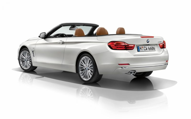 2014 BMW 4-Series Convertible ga wallpaper