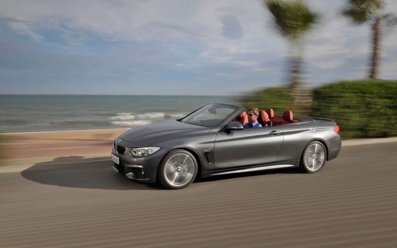 2014 BMW 4-Series Convertible sq wallpaper