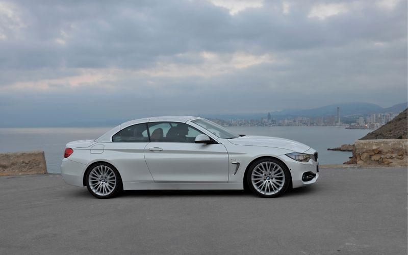 2014 BMW 4-Series Convertible ss wallpaper