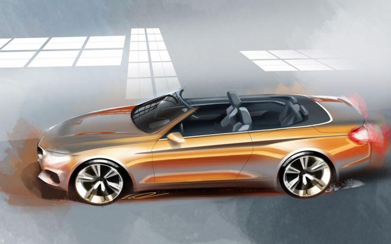 2014 BMW 4-Series Convertible gk wallpaper