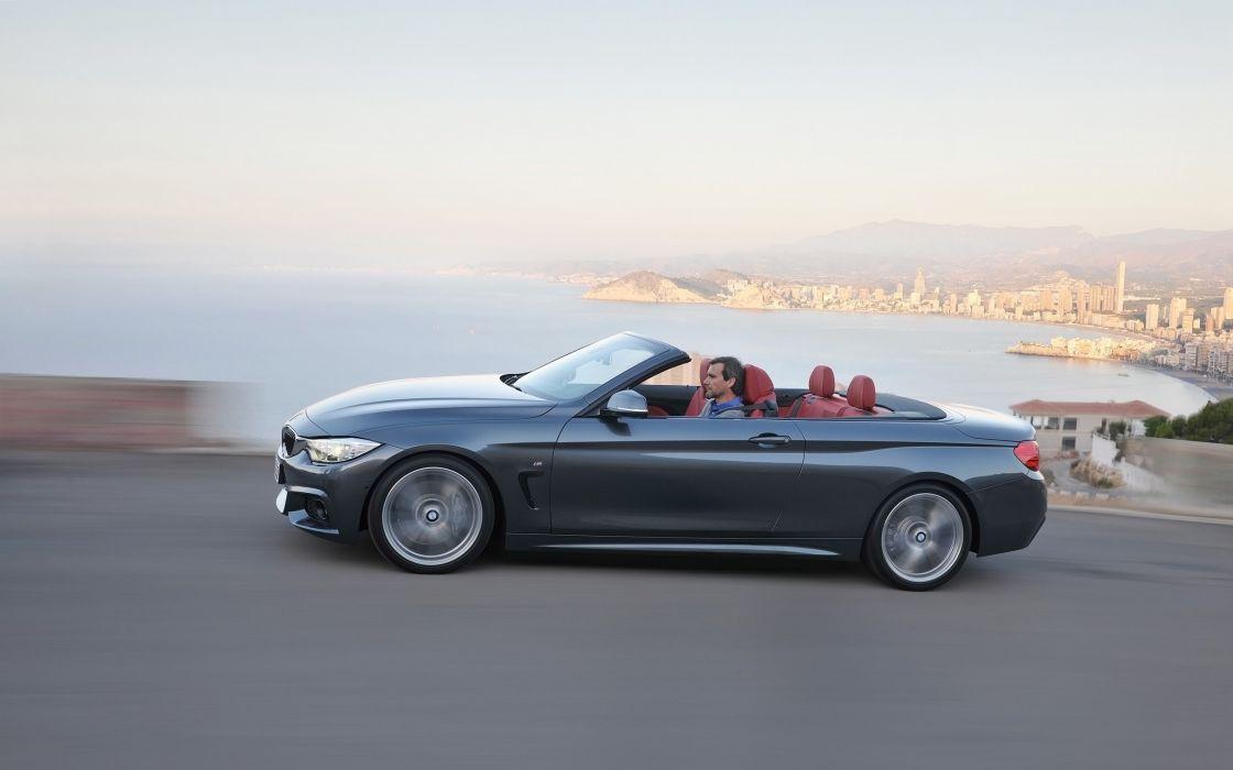 2014 BMW 4-Series Convertible sf wallpaper
