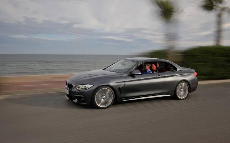 2014 BMW 4-Series Convertible d wallpaper