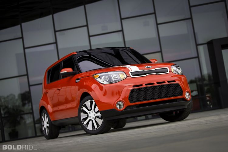 2014 Kia Soul suv m wallpaper
