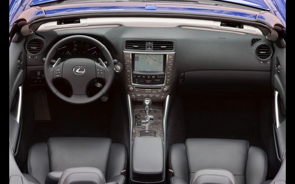 2014 Lexus IS C F-Sport is-c interior    g wallpaper