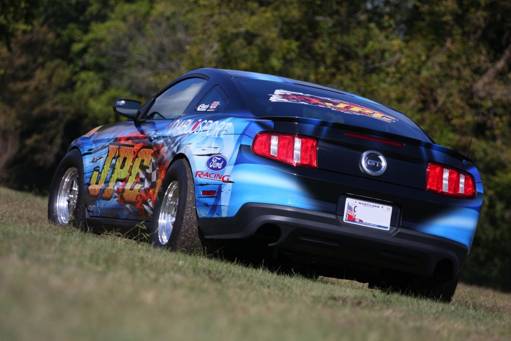 drag racing race hot rod rods ford mustang    g wallpaper
