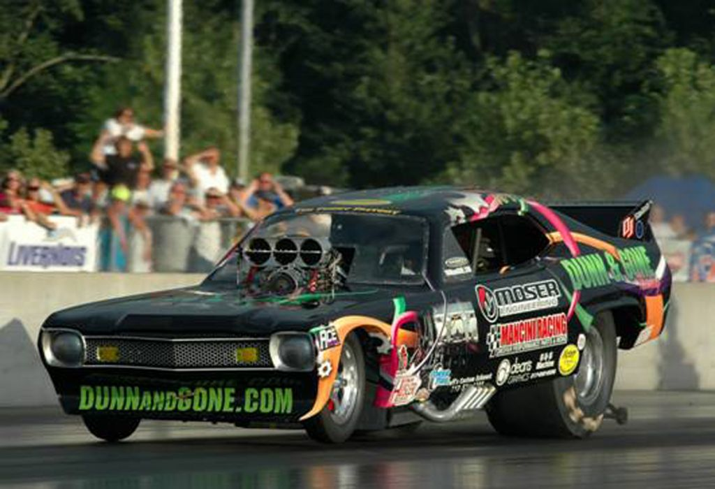 IHRA drag racing race hot rod rods funnycar dodge wallpaper