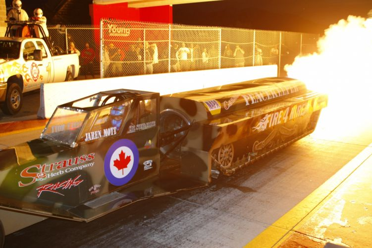 IHRA drag racing race hot rod rods jet fire dragster t wallpaper
