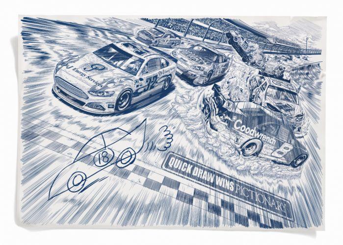 NASCAR race racing f wallpaper