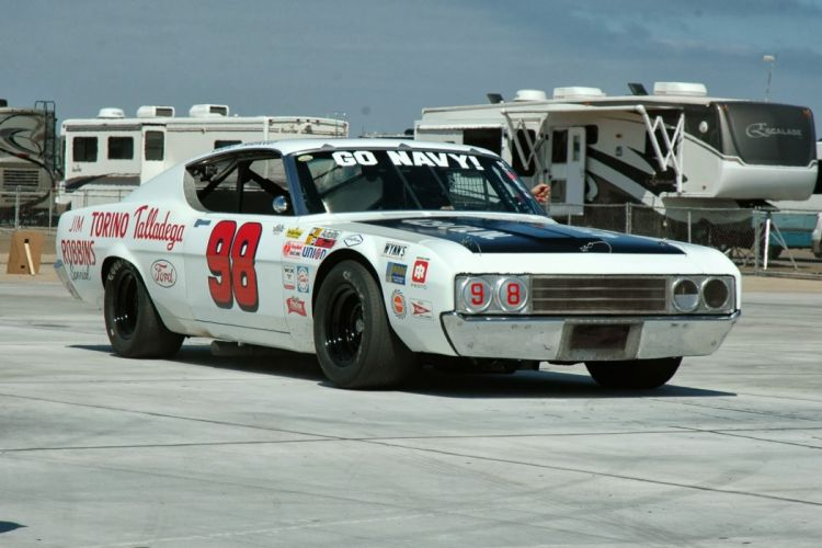 NASCAR race racing ford torino g wallpaper