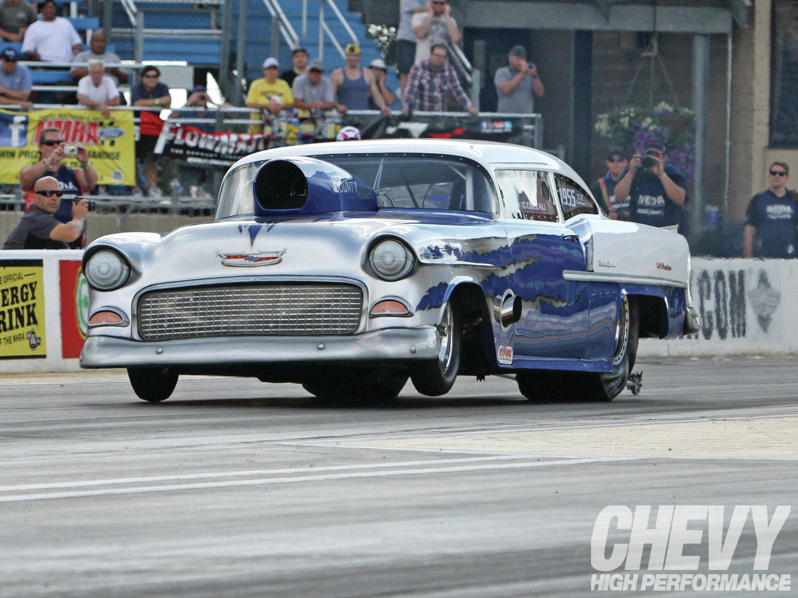 Pro Mod Drag Racing Cars