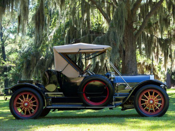 1913 Pierce Arrow Model-38C Runabout retro convertible retro fd wallpaper