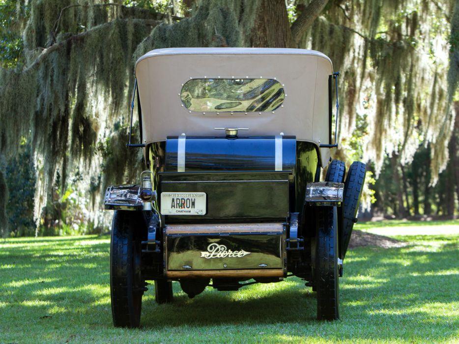1913 Pierce Arrow Model-38C Runabout retro convertible retro    g wallpaper