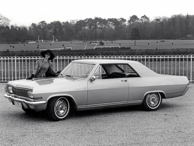 1965 Opel Diplomat V8 Coupe (A) classic muscle v-8 g wallpaper