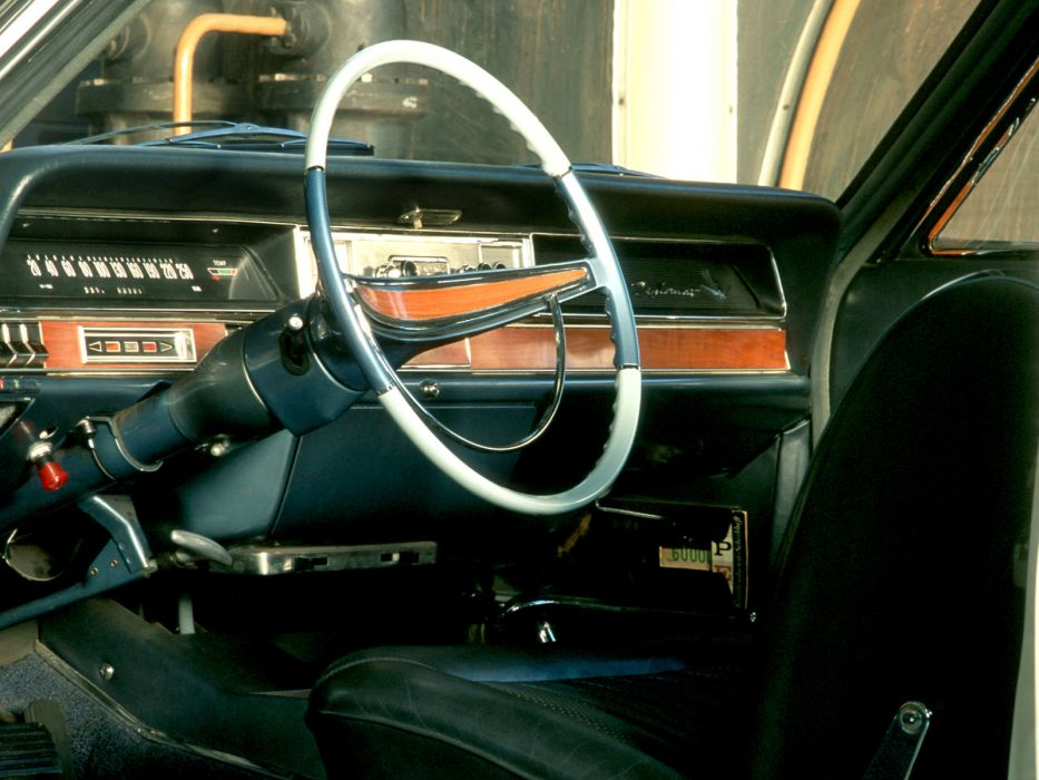 1965 Opel Diplomat V8 Coupe (A) classic muscle v-8 interior        g wallpaper