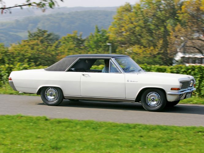 1965 Opel Diplomat V8 Coupe (A) classic muscle v-8 h wallpaper