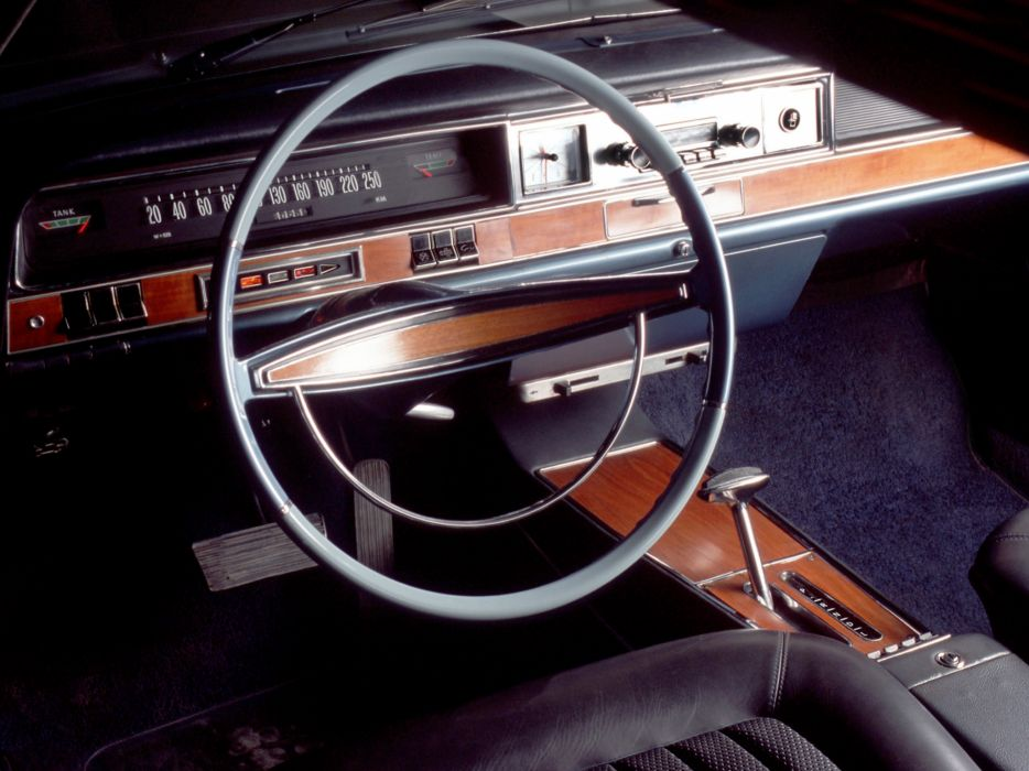 1965 Opel Diplomat V8 Coupe (A) classic muscle v-8 interior      f wallpaper