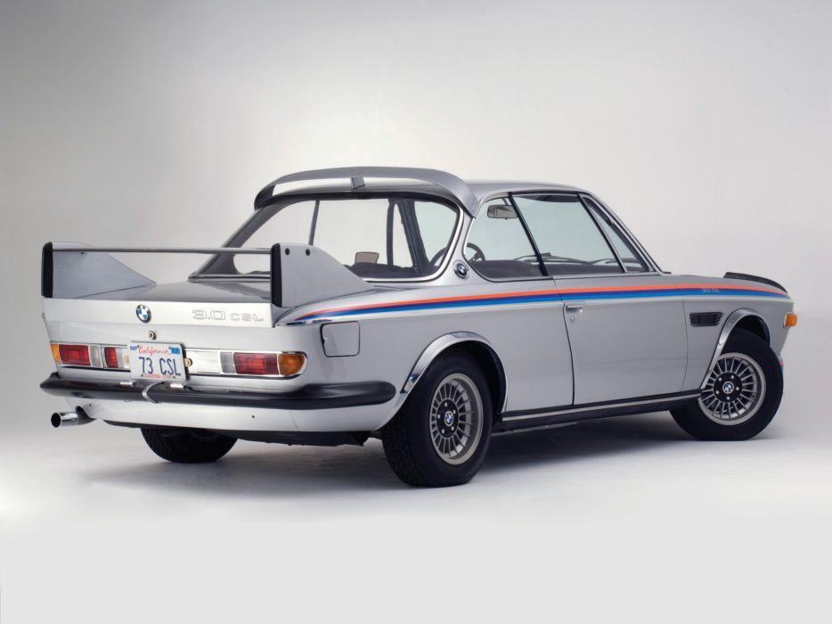 1971 BMW 3_0 CSL (E9) classic    f wallpaper