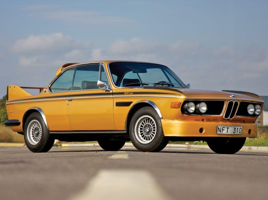1972 BMW 3_0 CSL (E9) classic     n wallpaper