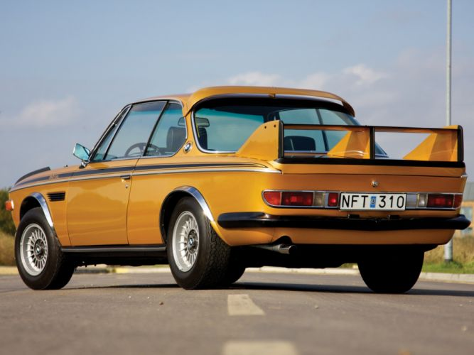 1972 BMW 3_0 CSL (E9) classic g wallpaper