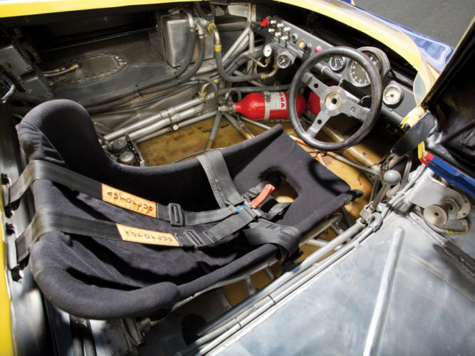 1973 Porsche 917-30 Can-Am Spyder (002-003) race racing 917 interior g wallpaper