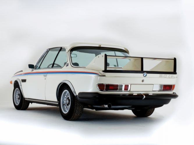 1974 BMW 3_0 CSL (E9) classic dd wallpaper