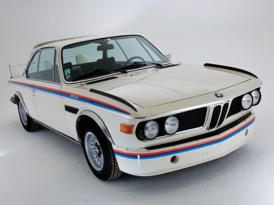 1974 BMW 3_0 CSL (E9) classic    g wallpaper