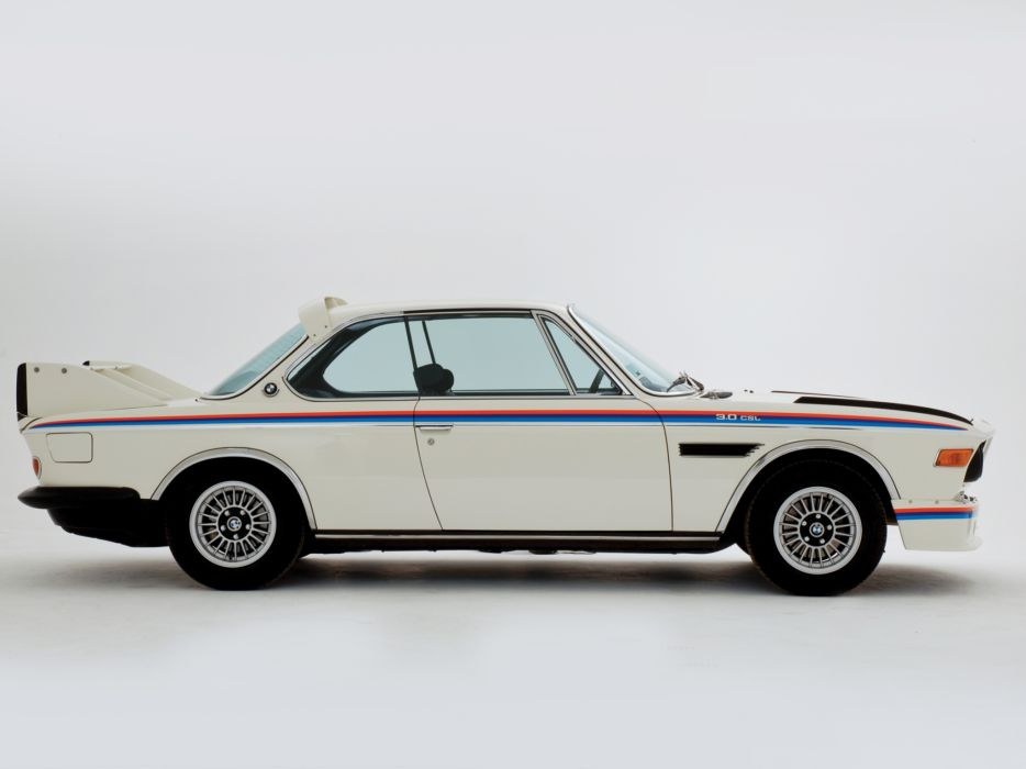 1974 BMW 3_0 CSL (E9) classic   f wallpaper