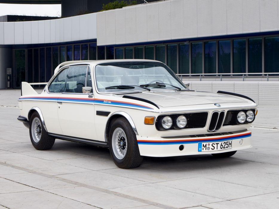 1974 BMW 3_0 CSL (E9) classic  t wallpaper