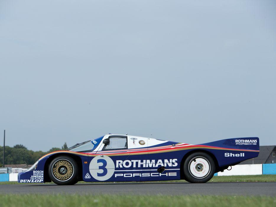 1982 Porsche 956 C Coupe race racing    y wallpaper