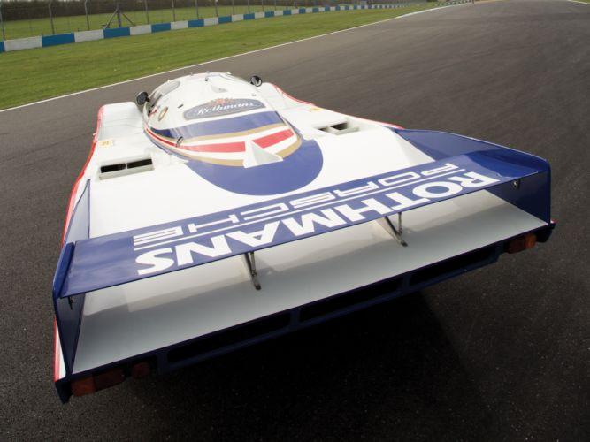 1982 Porsche 956 C Coupe race racing ge wallpaper