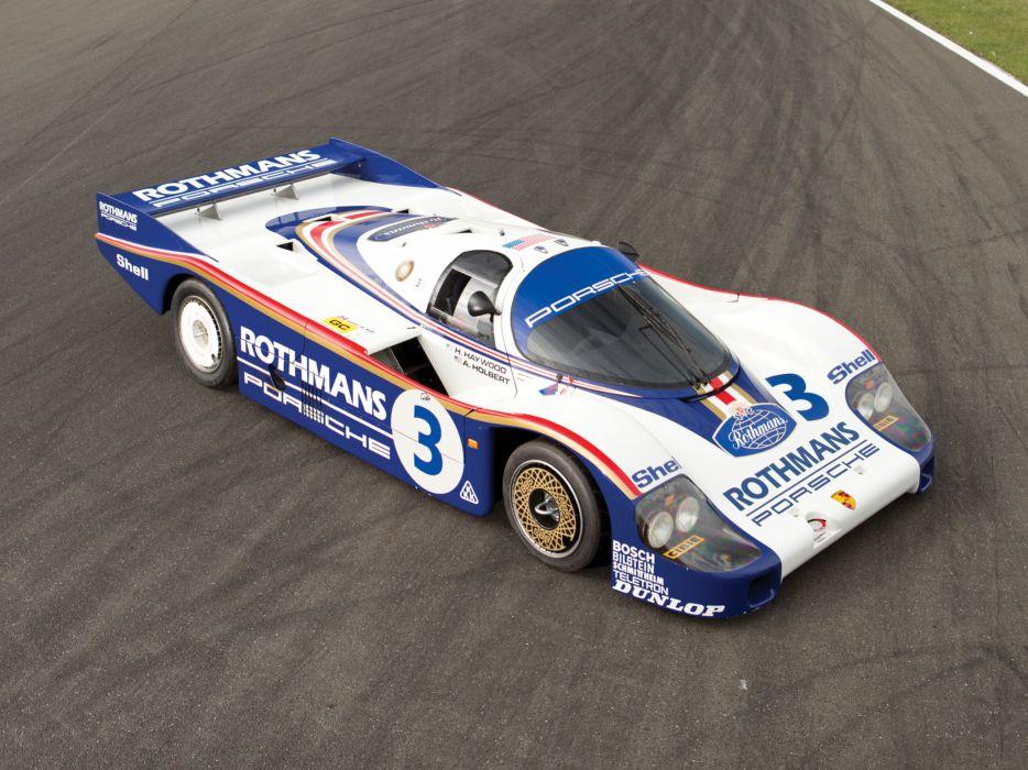 1982 Porsche 956 C Coupe race racing   g wallpaper