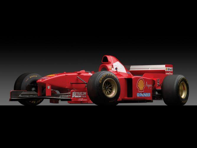 1997 Ferrari F310B formula one f-1 race racing da wallpaper