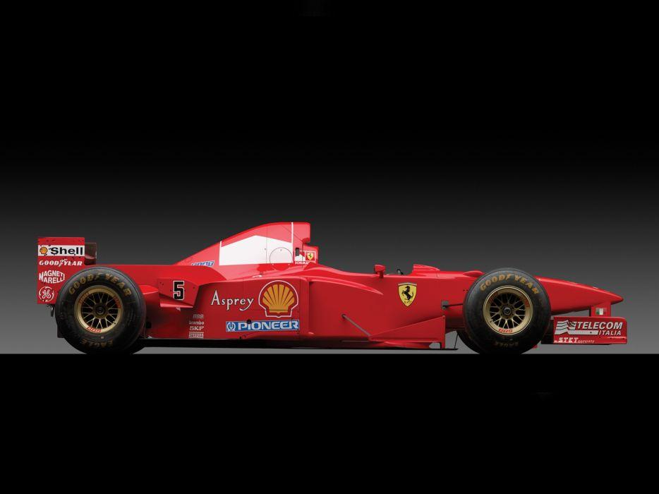 1997 Ferrari F310B formula one f-1 race racing  v wallpaper
